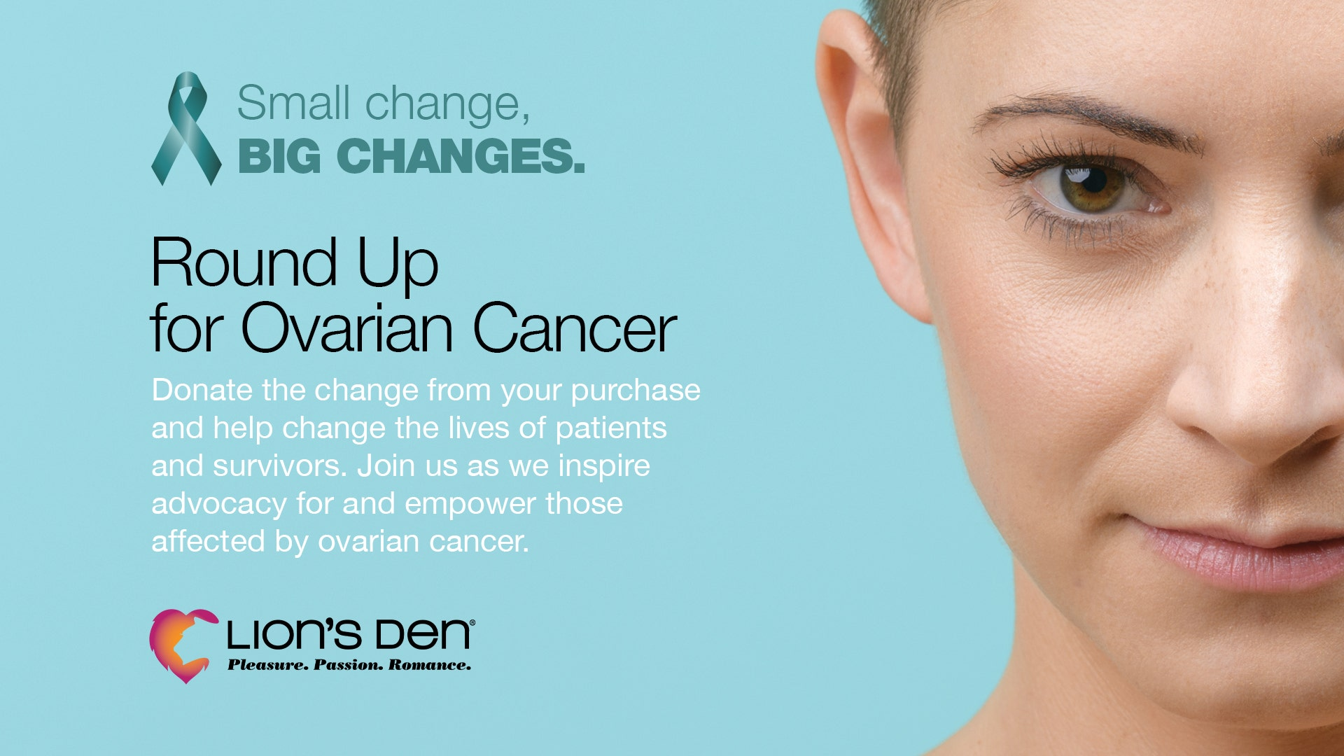 Round up for Ovarian Cancer